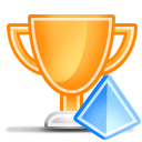 trophy pyramid 128