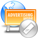 web advertising cancel 128