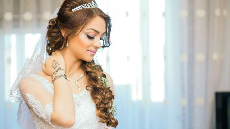 Bridal meaning in hindi