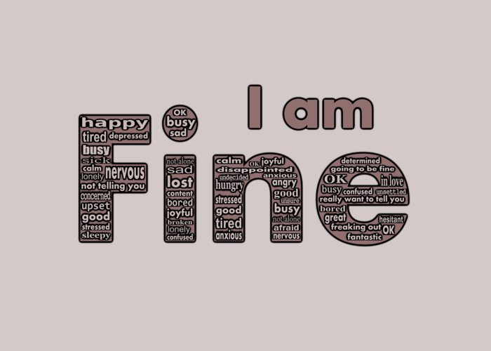 I Am Fine in Hindi - Multibhashi