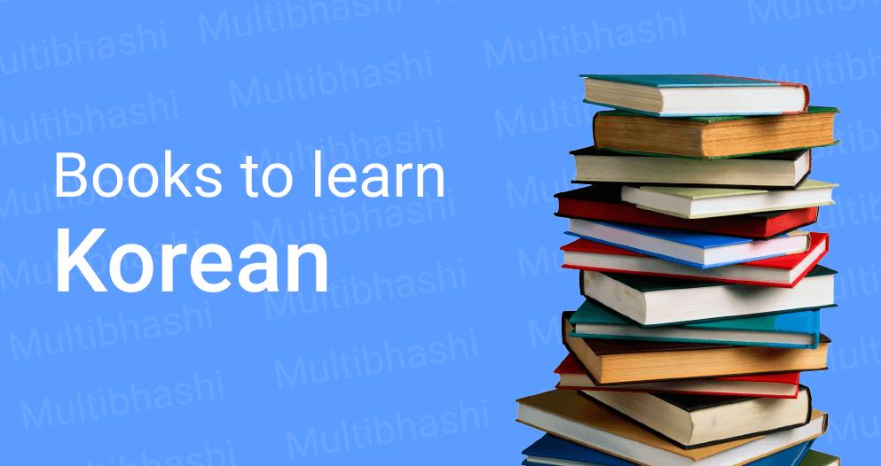 books to learn Korean