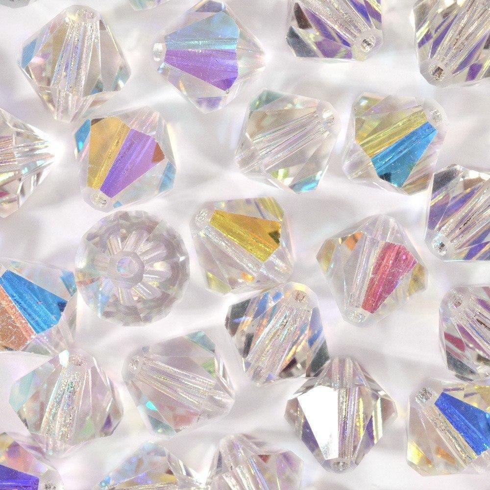 Balão de Cristal Preciosa Cristal AB 4mm 720pcs
