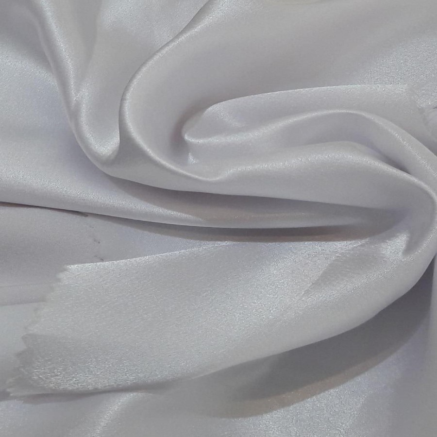 Cetim Mellow Toque de Seda Branco
