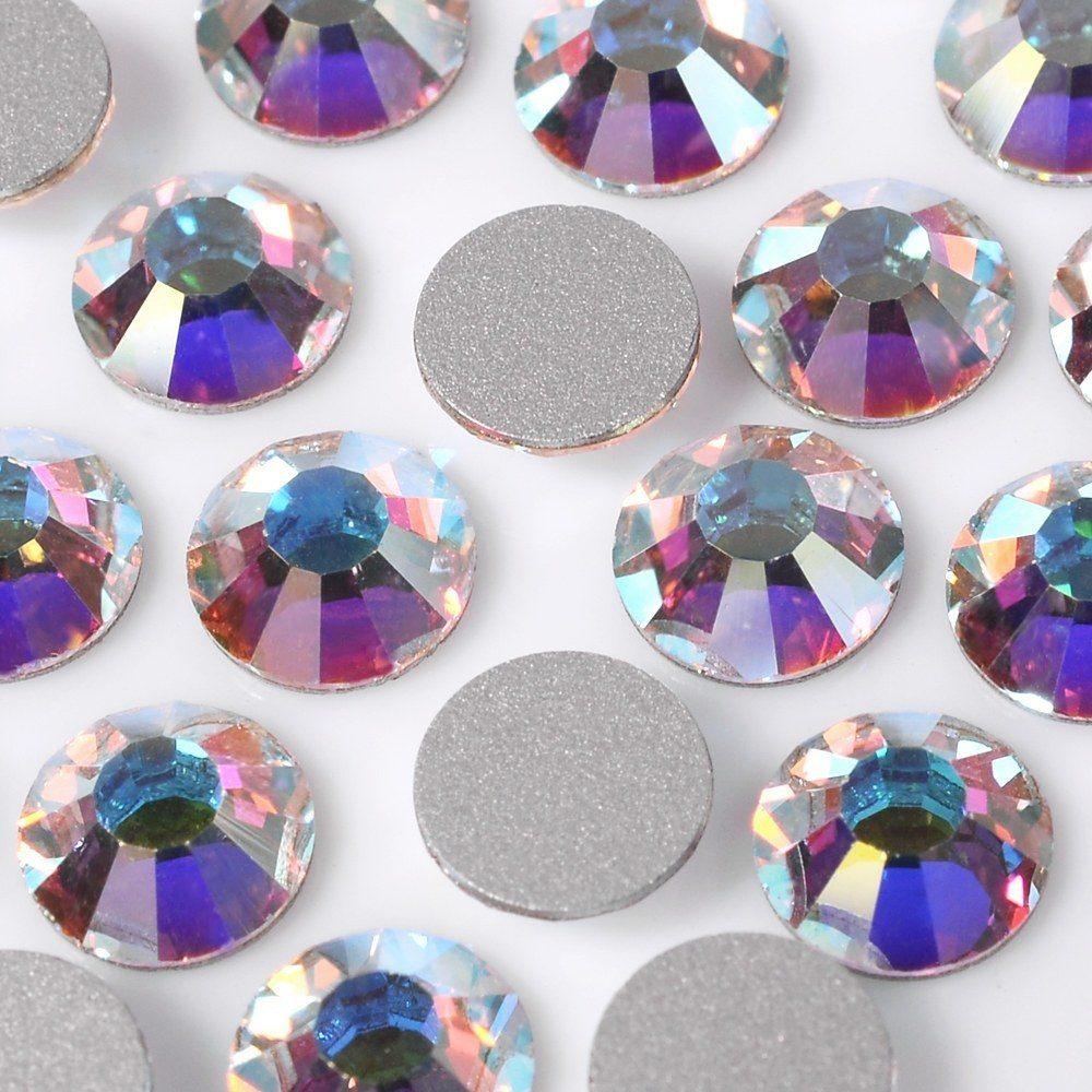 Chaton Preciosa Cristal AB New SS12=3mm 1440pcs