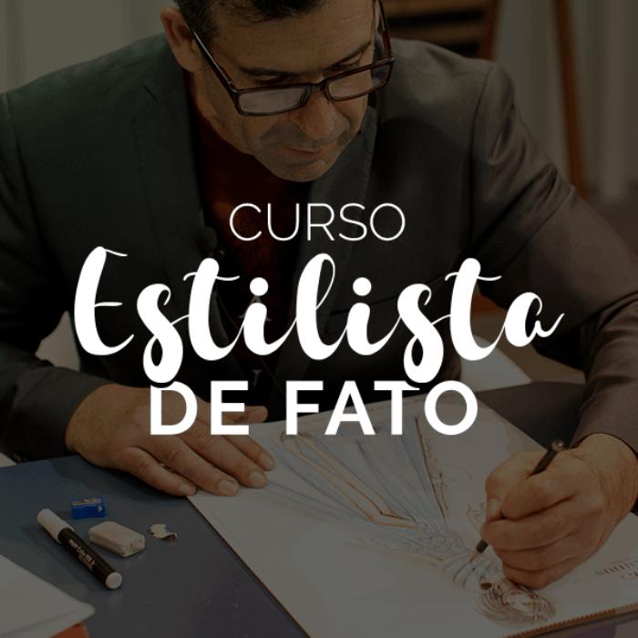 Curso Online de Desenho de Moda - Estilista de Fato - com Valmir Pazeto