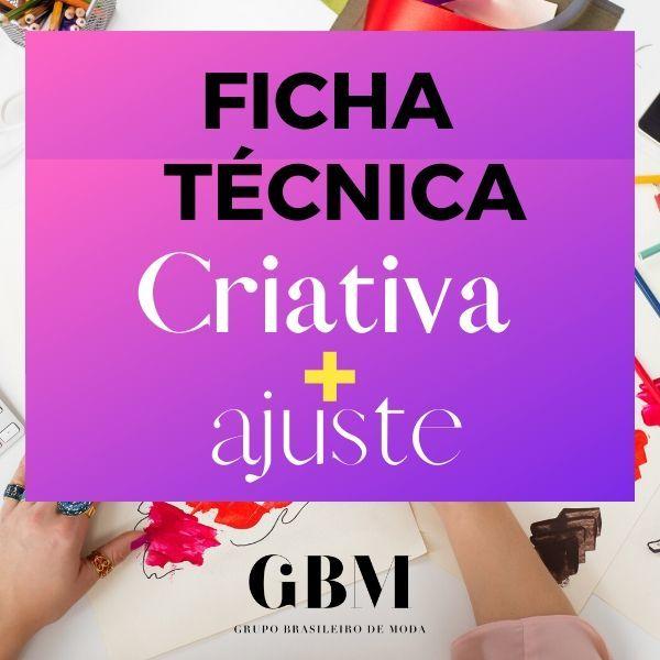 Ficha Técnica de Vestido sob Medida + Ficha de Ajuste