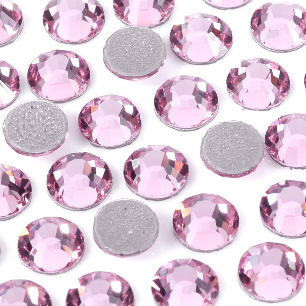 Strass Chaton Preciosa Light Rose SS10 2,70 mm 1440pcs