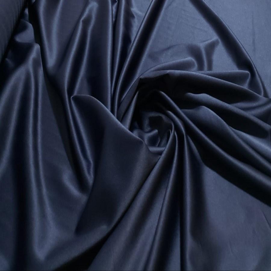 Tecido Crepe Amanda Azul Marinho