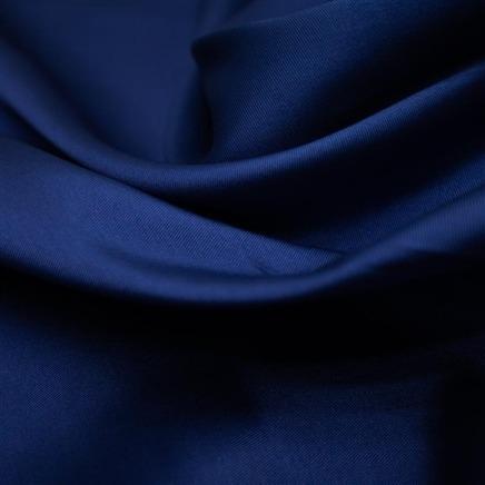 Tecido Zibeline de Poliéster Azul Marinho