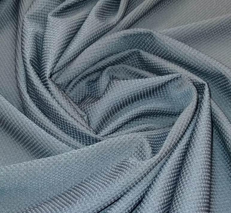 Tecido Lã Tweed Azul Marinho