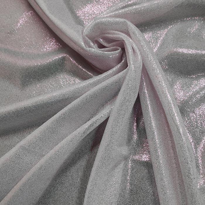 Tecido Lurex Lumiére Quartzo Rosa