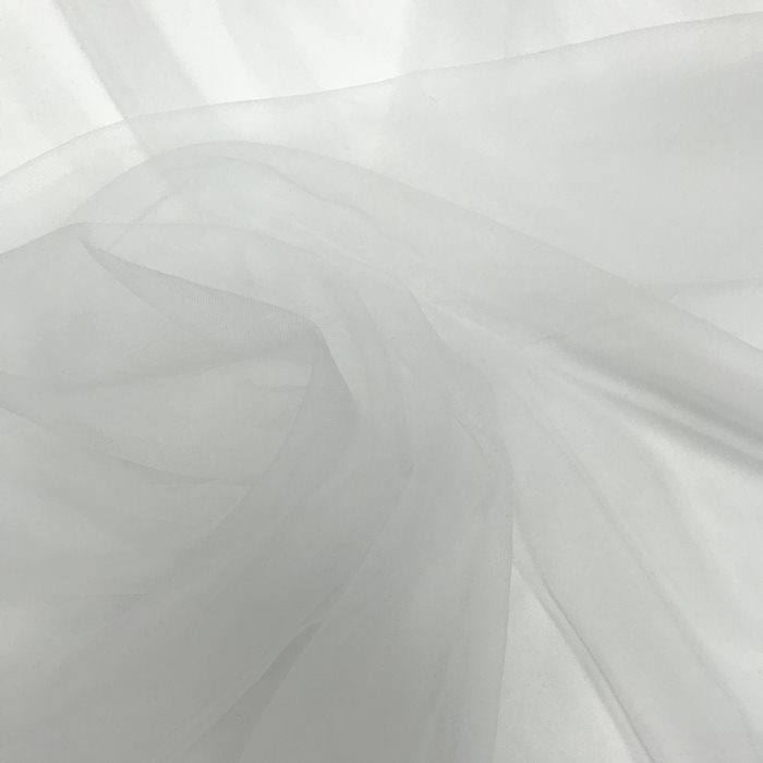 Tecido Tule Ilusion Branco