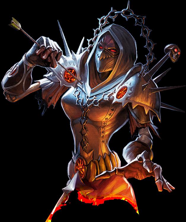 Warlock icon.