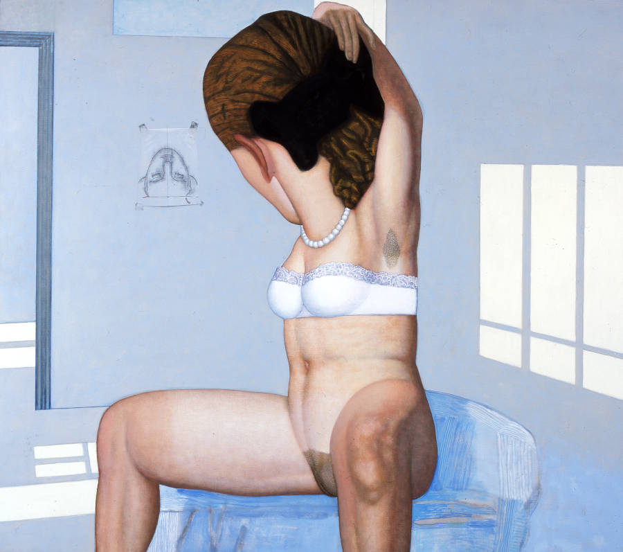 Pat Andrea, Luz Portena, 2002, particuliere collectie, © Pictoright