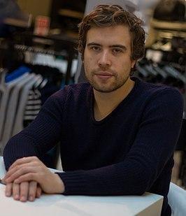 Auteur Daan Heerma van Voss