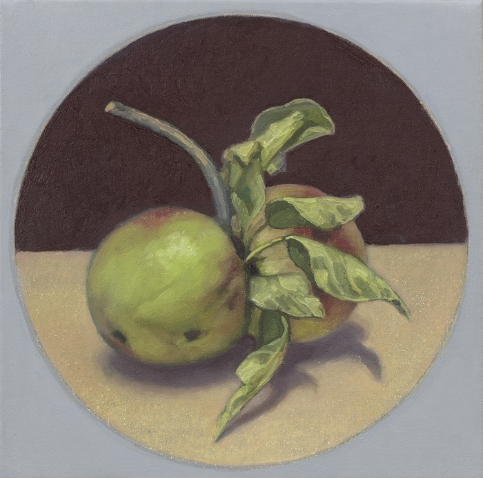 Walter Nobbe, Appels, 2001, collectie Museum MORE ©Pictoright