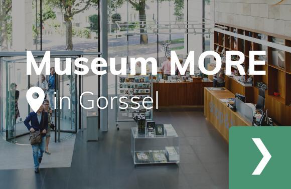 Bestel tickets voor Museum MORE