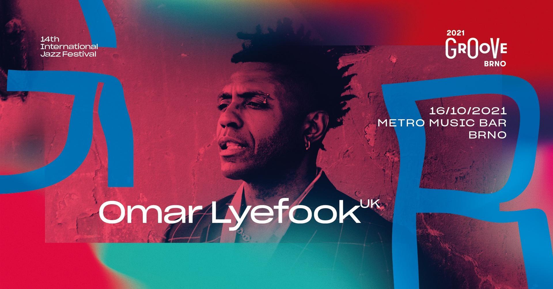 Omar Lyefook / Groove Brno 2021