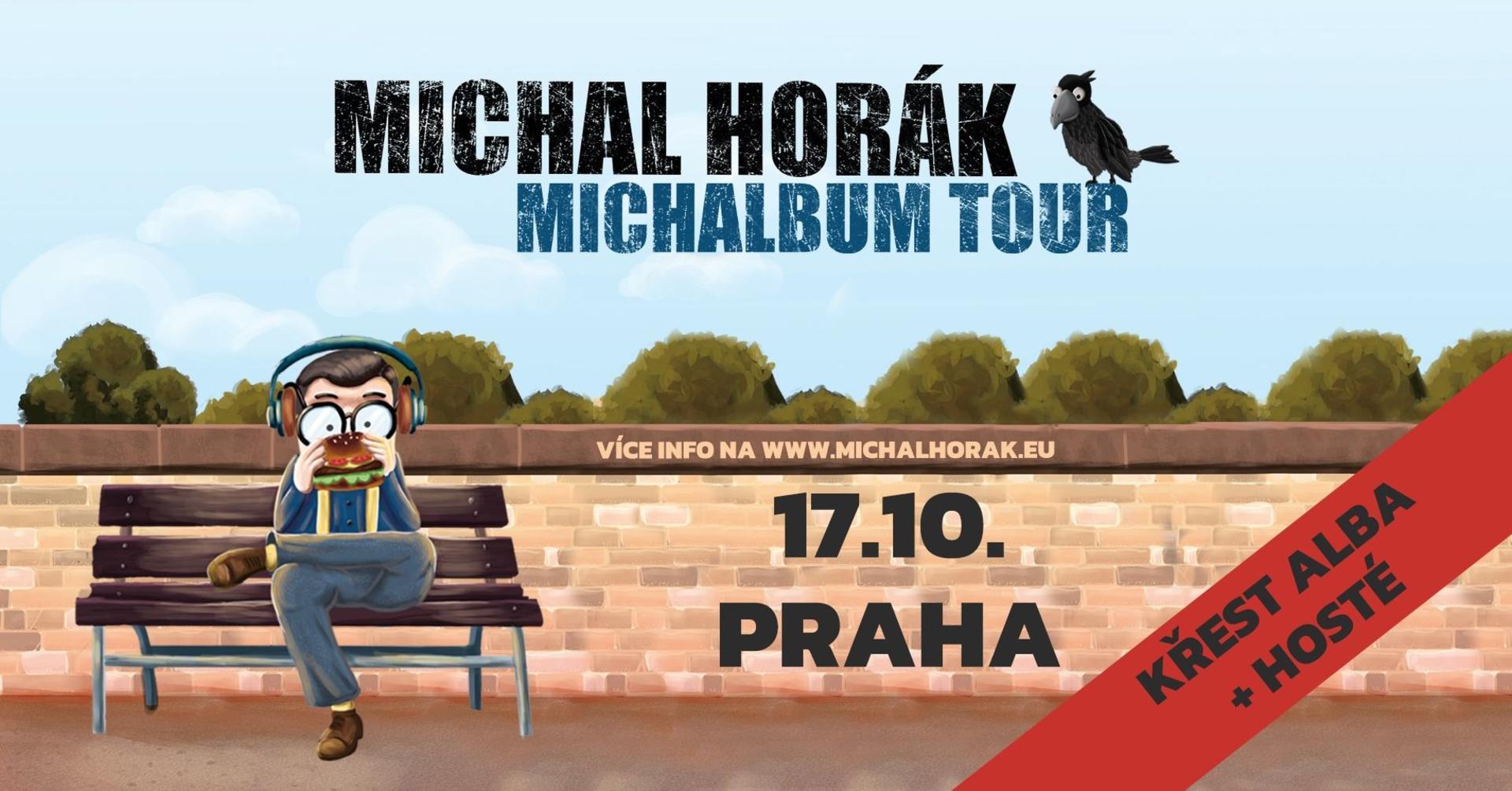 Michal Horák   křest alba