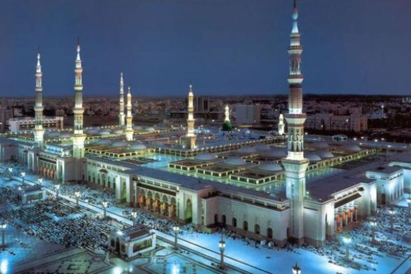 Masjid Nabawi Akram Id