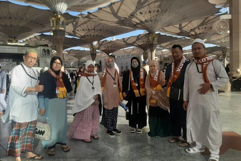 Travel Umroh Promo dengan Harga Menarik di Goldy Travel