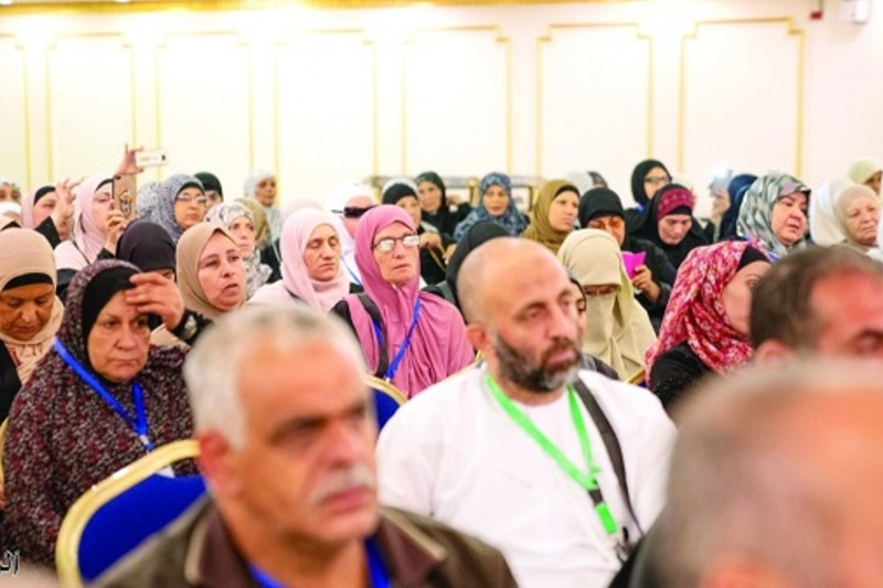 Pesan Imam Masjid Nabawi kepada Jamaah Haji Undangan Raja