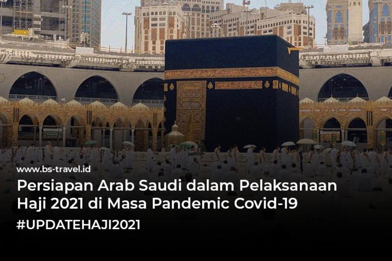 Pelaksanaan Haji 2021 Masa Pandemi Covid-19