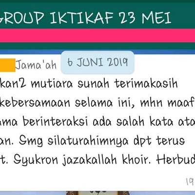 group itikaf 2019 5