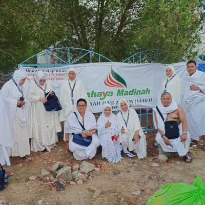 Jamaah Haji 2019 M / 1440 H