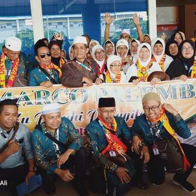 Dokumentasi Perjalan Umroh Jamaah Marco Tour & Travel