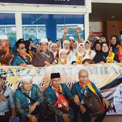 Dokumentasi Perjalanan Umroh Jamaah Marco Tour & Travel