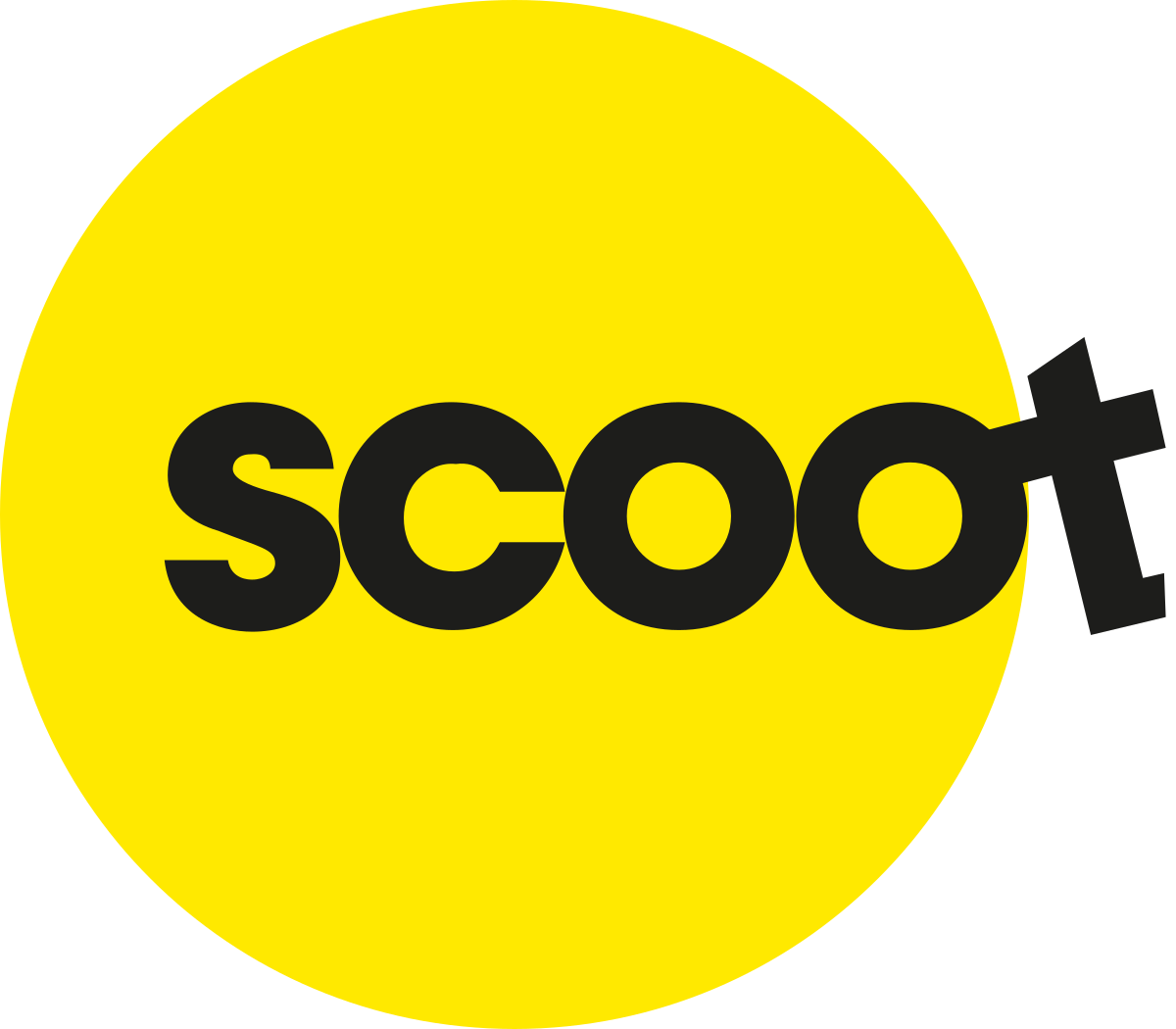 scoot airline logo