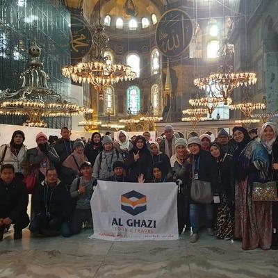 Al Ghazi Tour Travel (HAGIA SOPHIA)
