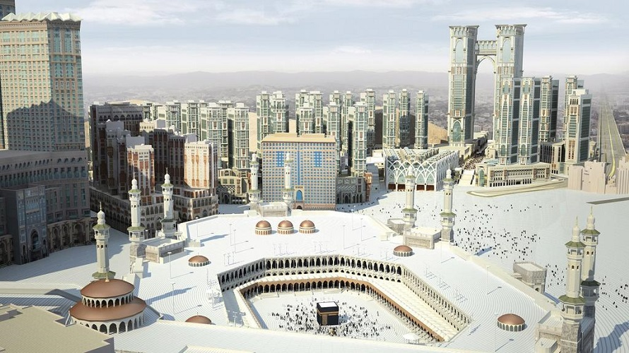 UMRAH 2 JUM'AT 23 JAN 2020 by Emirates