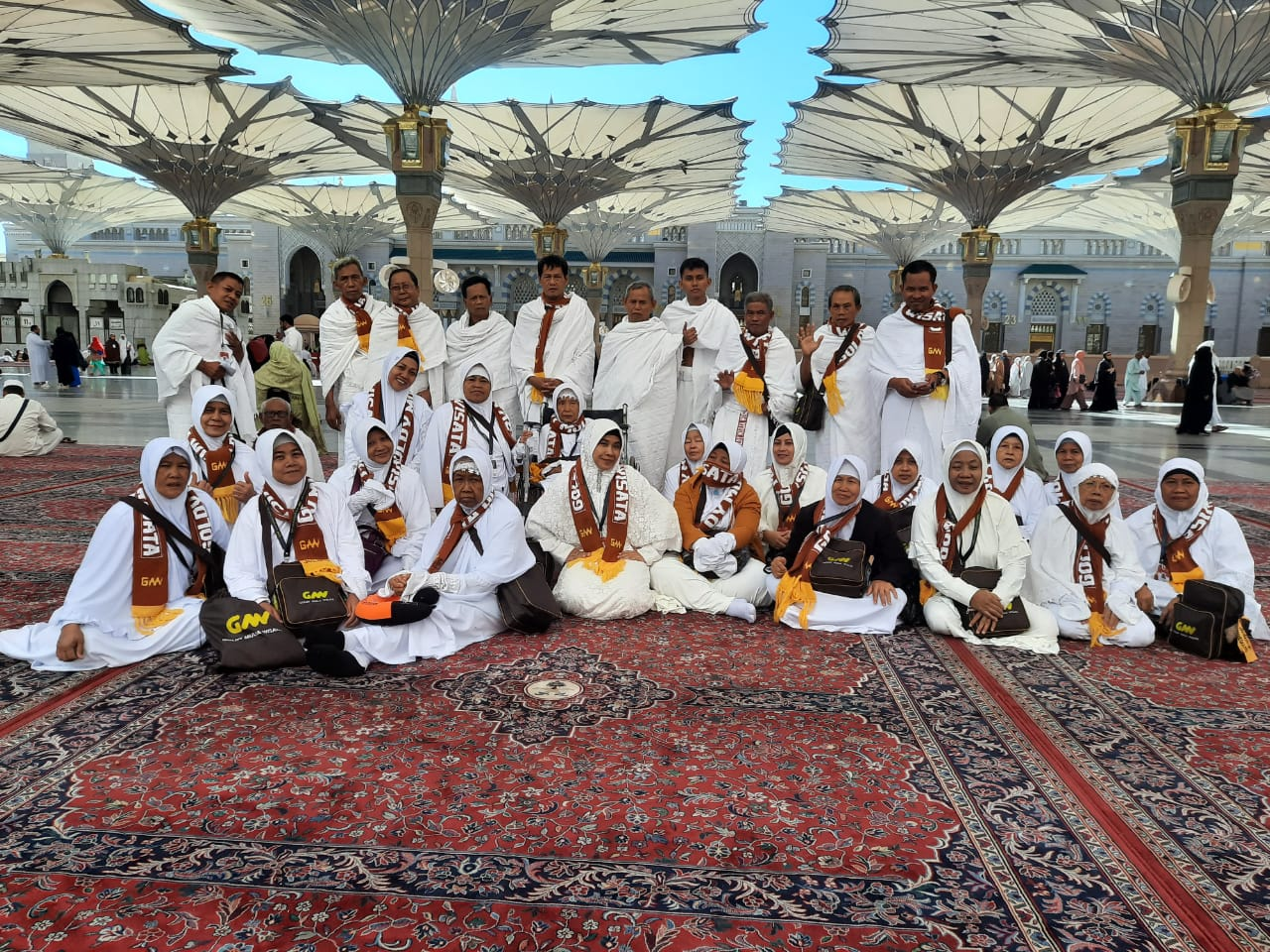 PAKET ARAFAH 1  APRIL 2020 BY SAUDY AIRLINES