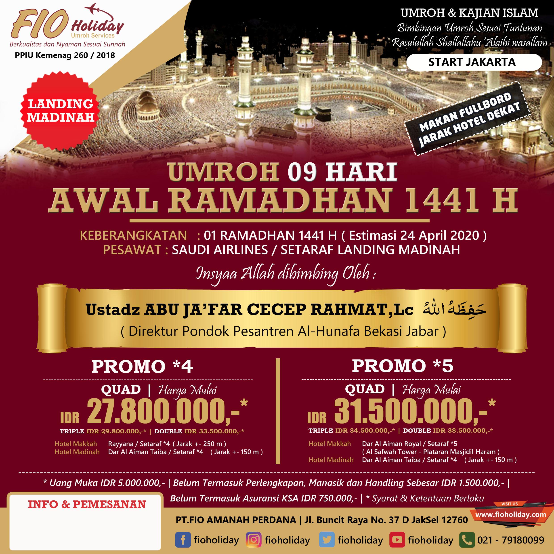 PROMO AWAL RAMADHAN *4