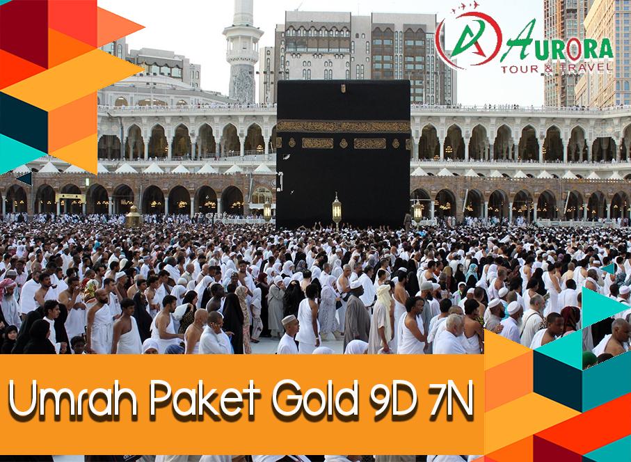Umrah PaketGold 9D7N