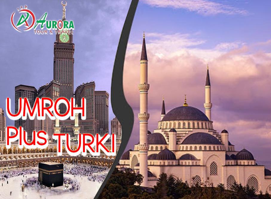 Umroh Plus Turki Istanbul + Bursa