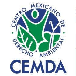 Logotipo Centro Mexicano de Derecho Ambiental