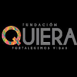 Logotipo Fundación Quiera