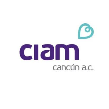 Logotipo Centro Integral de Atención a las Mujeres CIAM Cancún A.C.