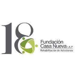 Logotipo Fundacion Casa Nueva I.A.P.
