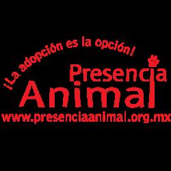 Logotipo Presencia Animal