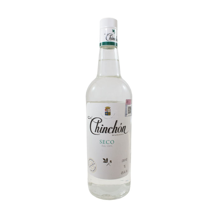 ANIS LA ALCOHOLERA CHINCHON SECO 1000 ML