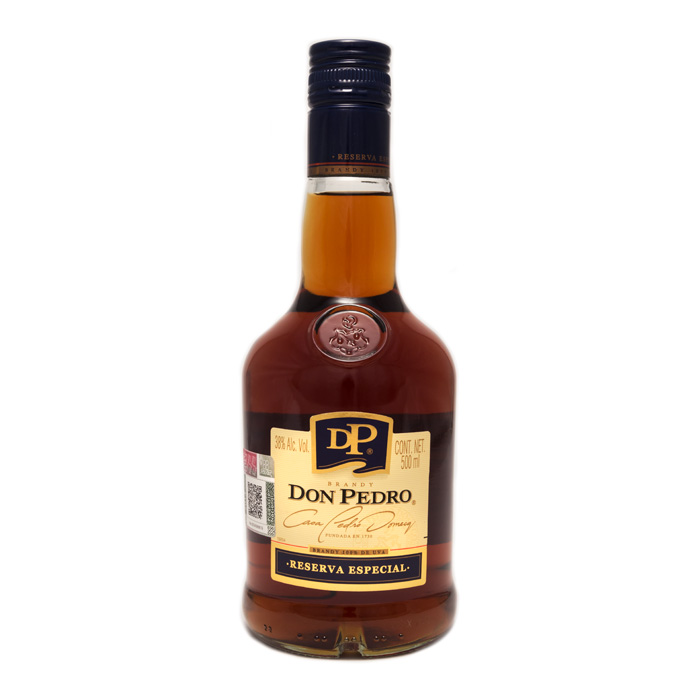 DON PEDRO RESERVA ESPECIAL 500 ML