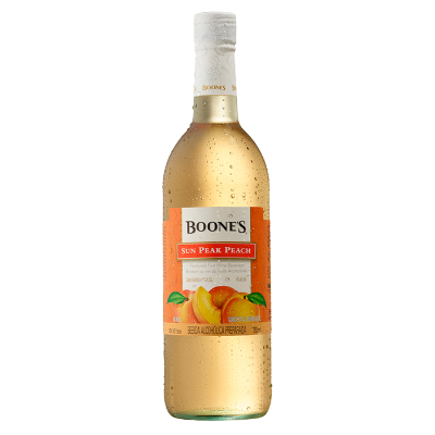 BOONES SUN PEAK PEACH 750 ML
