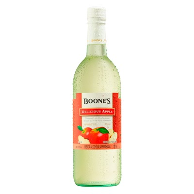 BOONES DELICIOUS APPLE 750 ML