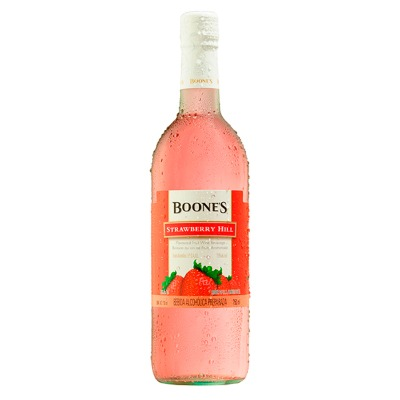 BOONES STRAWBERRY 750ML