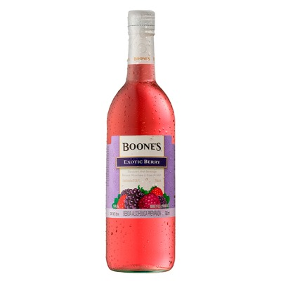 BOONES EXOTIC BERRY 750 ML