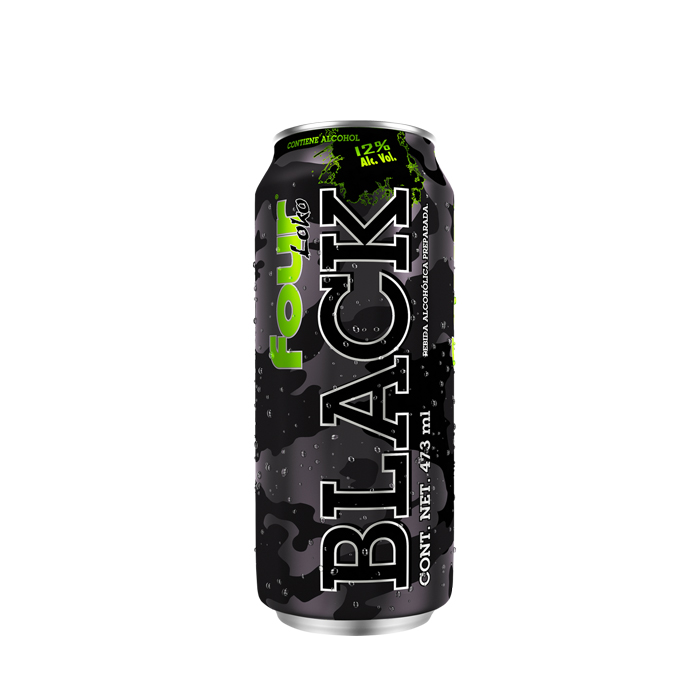 FOUR LOKO BLACK 473 ML